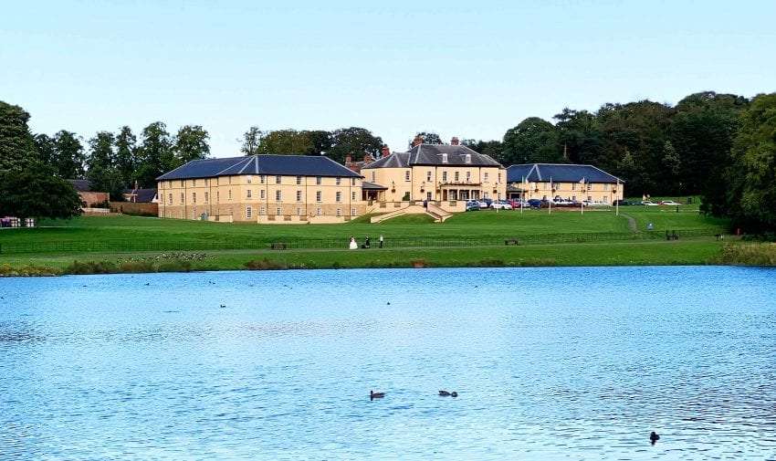A Warm Welcome to the Oyster Festival at Hardwick Hall